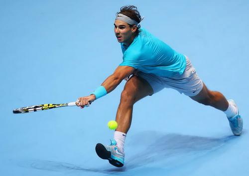 Người hâm mộ trông chờ Nadal tỏa áng ở vòng chung kết ATP World Tour