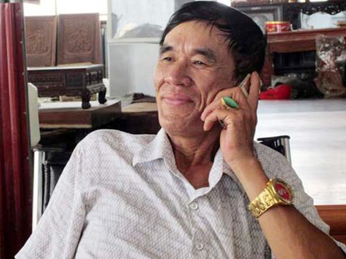 Phó tướng Nguyễn Thành Hưng (Hưng Sóc) - Ảnh: TN