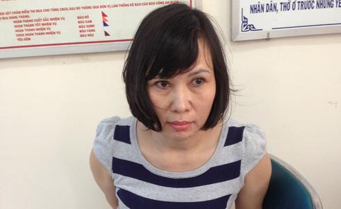 Bà Nguyễn Thị Hà cũng được trả tự do.
