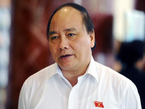 Phó Thủ tướng Nguyễn Xuân Phúc yêu cầu làm rõ trách nhiệm cá nhân, tập thể liên quan đến vụ Minh Sâm