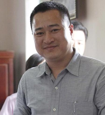 Nguyễn Anh Tuấn trước khi bị bắt về hành vi cưỡng đoạt tài sản - Ảnh: TPO