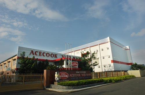 Nhà máy Vina Acecook