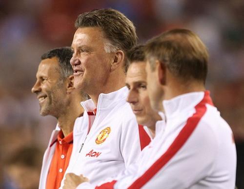 HLV Van Gaal hài lòng với chiến thắng thứ nhì của Man United