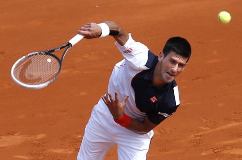 Novak Djokovic khởi đầu thuận lợi ở Monte Carlo 2014