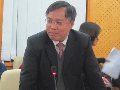 Ông Đinh Quang Tri cho biết lương lãnh đạo EVN không quá 36 triệu đồng/tháng
