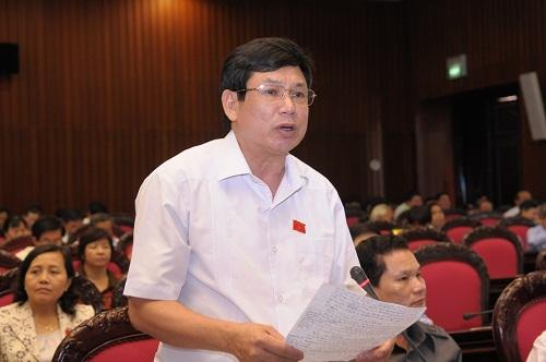 Ông Lê Nam coi Luật Biểu tình như món nợ mà Quốc hội phải sớm trả cho nhân dân.