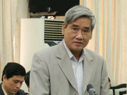 Cục trưởng Cục Đường sắt Việt Nam Nguyễn Hữu Thắng - Ảnh: Báo Đầu tư