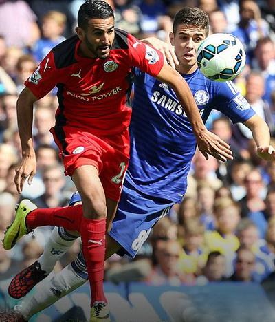 Oscar (8) luôn thể hiện tác phong chuyên nghiệp, đứng đắn ở Chelsea