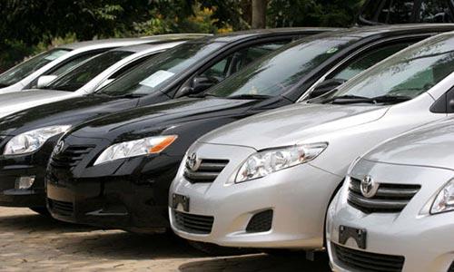 Thị trường ô tô đón tín hiệu vui Ảnh: C.T.V
