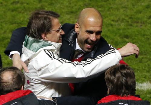 Pep đang viết lại lịch sử cho Bayern Munich sau những thành công tại Barcelona