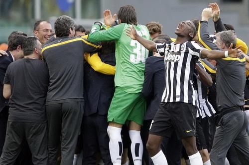 Niềm vui Juventus