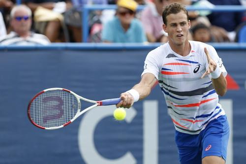 Vasek Pospisil nỗ lực tìm kiếm danh hiệu ATP 500 đầu tiên