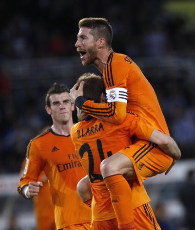Real Madrid...