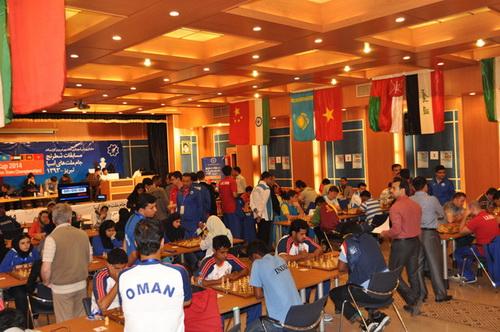 Toàn cảnh Giải vô địch châu Á 2014 tại Iran