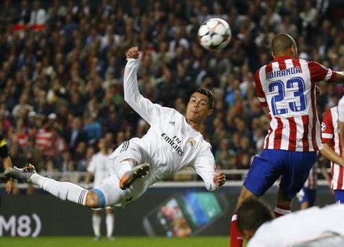 Ronaldo - Ngôi sao nổi tiếng nhất làng túc cầu