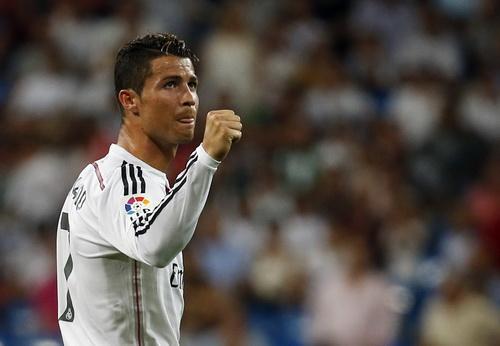 Ronaldo ghi bàn quyết định cho Real phút 90