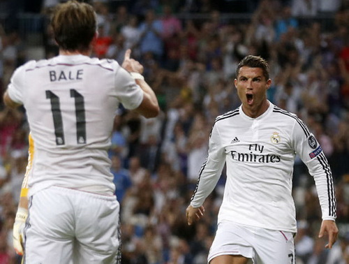 Ronaldo trên đường chinh phục các kỷ lục mới cùng Real Madrid