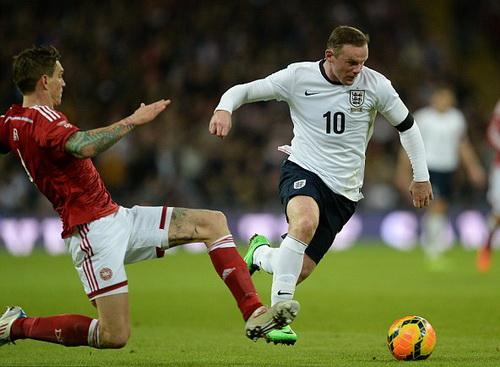 Wayne Rooney giàu nhất trong làng bóng Anh