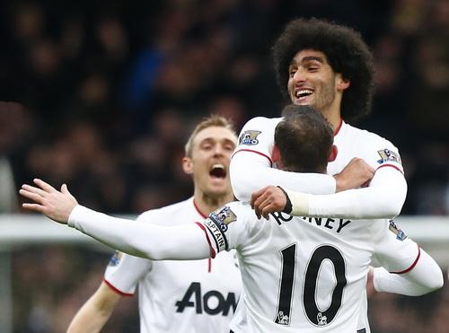 Sự tỏa sáng của Rooney và đồng đội đáng để Man City dè chừng