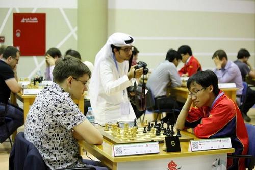 Nguyễn Ngọc Trường Sơn xếp hạng 15 cờ nhanh, hạng 24 cờ chớp