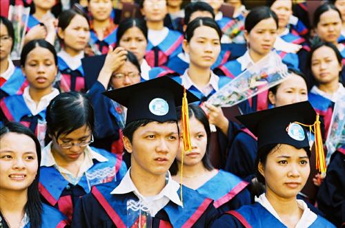 Nhu cầu tuyển dụng lao động có trình độ đại học của TP chỉ chiếm 14% tổng nhu cầu tuyển dụng