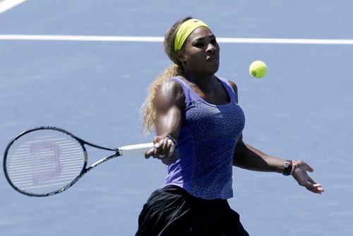 Serena mơ cú hat-trick danh hiệu ở giải đấu trên sân nhà