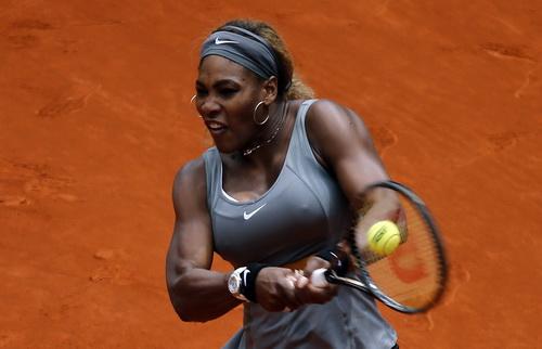 Serena chưa gặp đối thủ xứng tầm