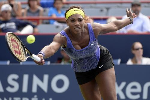 Serena dường như vẫn chưa có đối thủ, trừ khi cô tự thua