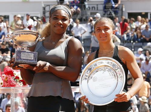 Danh hiệu thứ 60 của Serena Williams