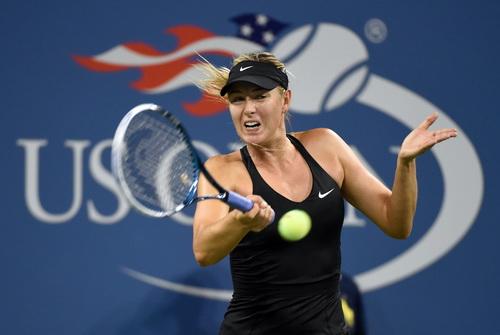 Sharapova thắng nhanh đồng hương Kirilenko