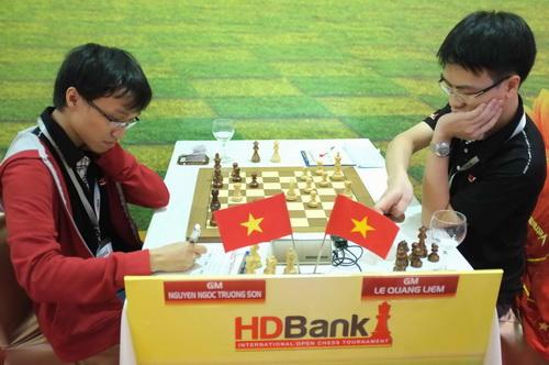 Quang Liêm lần đầu bại trận trước Trường Sơn