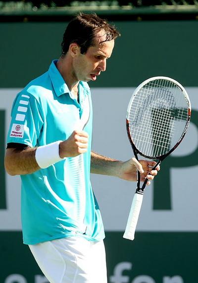 Radek stepanek chờ đối đầu cùng Rafa Nadal