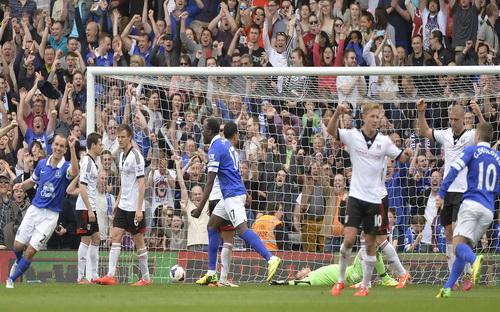 Sai sót của thủ môn Stockdale khiến Fulham vỡ mộng kiếm điểm sân nhà