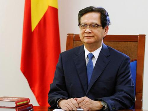Thủ tướng Nguyễn Tấn Dũng: Đây là cơ hội để thúc đẩy Đổi mới mạnh mẽ hơn - Ảnh: VGP