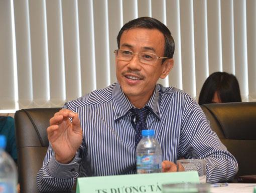 TS Trương Tấn Diệp – Phó Hiệu trưởng Trường ĐH Kinh tế - Tài chính