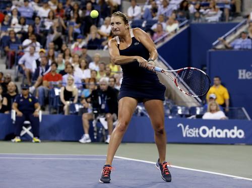 Timea Bacsinszky, hiện tượng của giải WTA Vũ Hán 2014