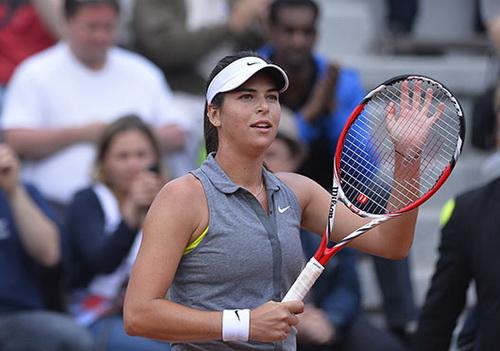 Ajla Tomljanovic lập chiến công lớn nhất trong sự nghiệp