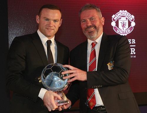 Wayne Rooney, tác giả Bàn thắng đẹp nhất mùa giải