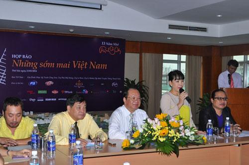 """""""Những Sớm Mai Việt Nam"""""""
