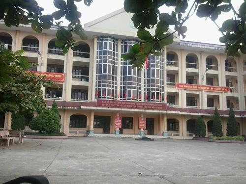 Trường Cao đẳng Sư phạm Bắc Ninh, nơi có nữ sinh viên tử vong trong vụ tai nạn