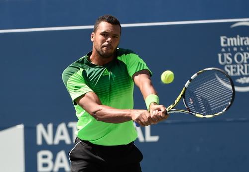 Tay vợt Pháp đã có một tuần lễ thăng hoa ở Rogers Cup