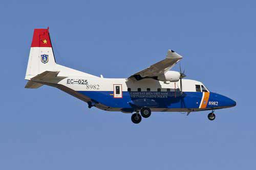 Máy bay tuần thám CASA 212