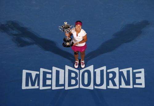 Danh hiệu Grand Slam thứ hai tại giải Úc mở rộng 2014
