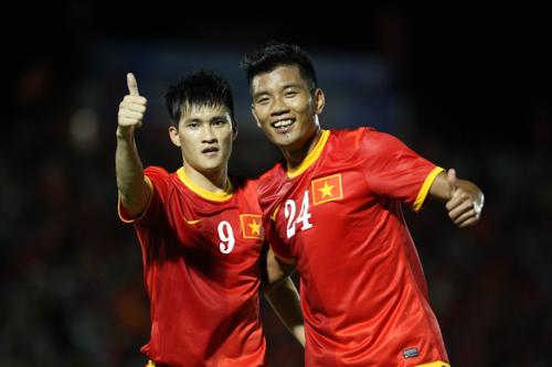 Việt Nam - Myanmar 6-0: Khách sớm buông