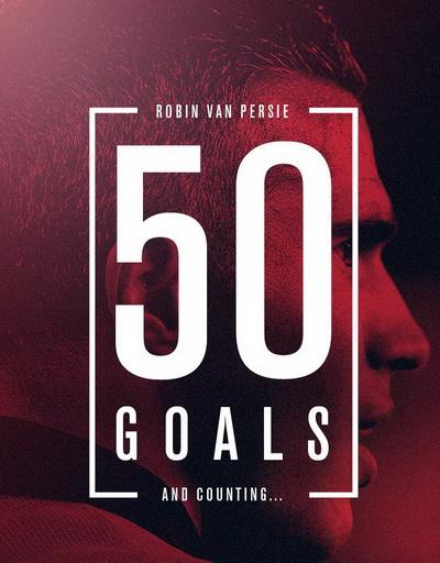 Trang Twitter của Man United tôn vinh bàn thắng của Van Persie