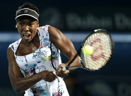 Thi đấu đầy quyết tâm, Venus giải hạn thành tích sau hai năm