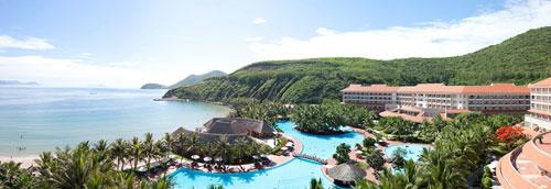 Vinpearl Nha Trang là 1 trong 9 khu nghỉ dưỡng đẹp nhất biển Đông