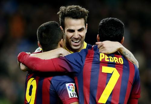 Niềm vui chiến thắng sẽ lại thuộc về Barcelona?
