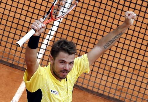 Wawrinka tìm kiếm danh hiệu vô địch Masters 1.000 đầu tiên