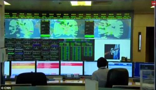 Đội tìm kiếm máy bay mất tích bằng vệ tinh Inmarsat